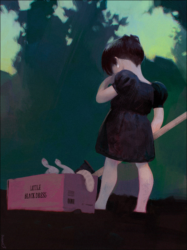 sergey-kolesov-little-black-dress